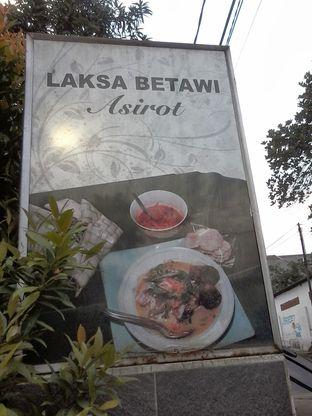 Foto 1 - Makanan di Laksa Betawi Assirot oleh Review Dika & Opik (@go2dika)