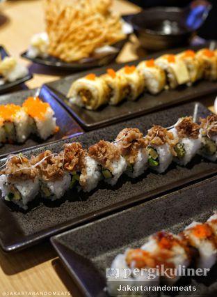 Foto 4 - Makanan di Genki Sushi oleh Jakartarandomeats