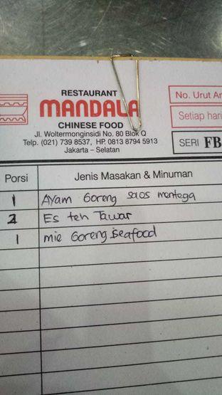 Foto 6 - Menu di Mandala Restaurant oleh Mouthgasm.jkt