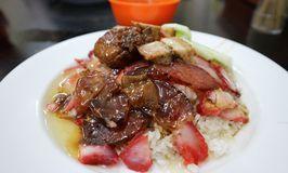 Nasi Campur AFA Kalimantan