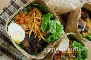 Foto 1 - Makanan di Nasi Jeruk Tanggal Tua oleh Oppa Kuliner (@oppakuliner)