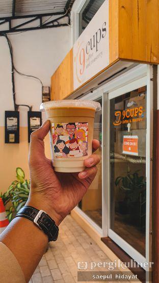 Foto review 9 Cups Coffee oleh Saepul Hidayat 1