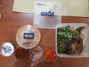 Foto 1 - Makanan di Gioi Asian Bistro & Lounge oleh Alvin Johanes