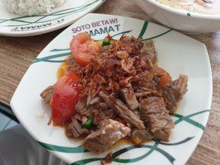 Foto 3 - Makanan di Soto Betawi H. Mamat oleh Hendry Jonathan