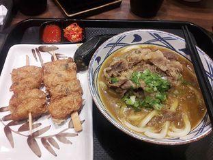 Foto - Makanan di Marugame Udon oleh Ayunisa Fitriani Jilan
