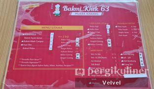 Foto review Bakmi Khek oleh Velvel  4