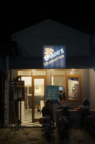 Foto 17 - Eksterior di Emado's Shawarma oleh yudistira ishak abrar