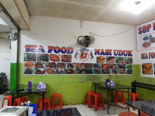 Foto review Seafood 67 Vinza oleh Threesiana Dheriyani 2