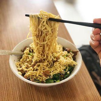 Foto Makanan di Mie Ayam Djago
