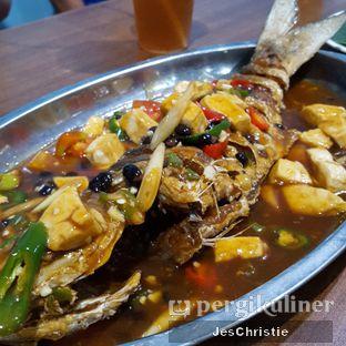 Foto 2 - Makanan(Ikan Tahu Tausi) di Saung 89 Seafood oleh JC Wen