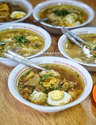 Foto 1 - Makanan di Soto Ayam Ambengan Pak Sadi (ASLI) oleh Nanakoot