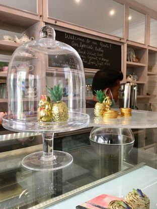 Foto review The Pink Door Tea Room oleh Prido ZH 10