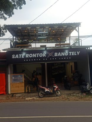 Foto review Sate Rontok Bang Tely oleh Rachmat Kartono 6