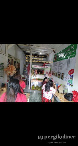 Foto 5 - Interior di Bakmie Jamur Vegan Vegetarian 99 oleh Ruly Wiskul