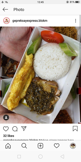 Foto 4 - Makanan di Geprek SAy By Shandy Aulia oleh Theodora