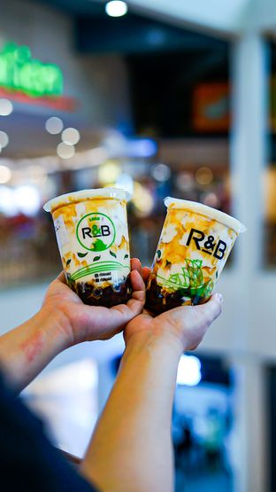 Foto review R&B Tea oleh deasy foodie 5