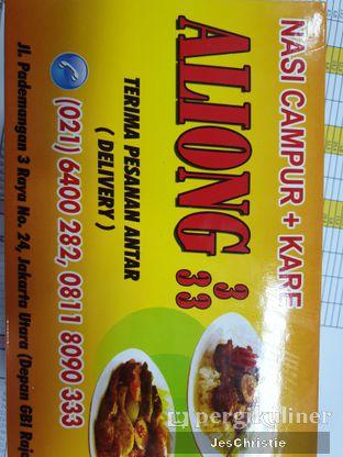 Foto 2 - Makanan di Nasi Campur Aliong 333 oleh JC Wen