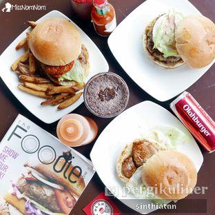 Foto review Olah Burger Bar oleh Miss NomNom 6