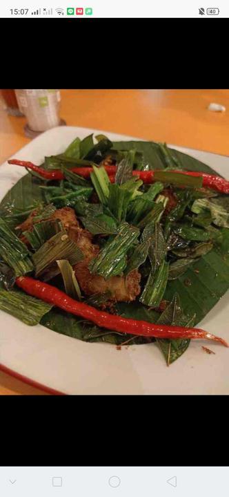 Foto Makanan di Dapoe Indatu