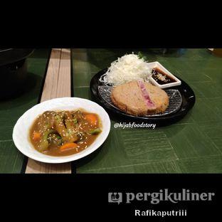 Foto 1 - Makanan(Brocolli Curry) di Kimukatsu oleh Rafika Putri Ananti