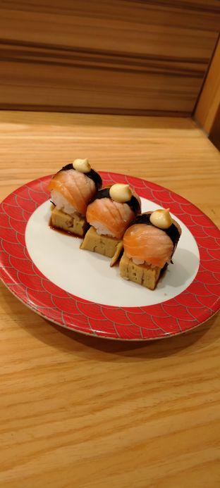 Foto review Tom Sushi oleh Go Febrina || IG: @goeonb 5