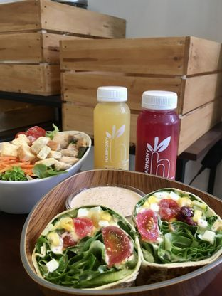 Foto review Harmony Salad Bar oleh Prido ZH 24