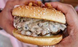 Unicorn Burger