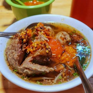 Foto 1 - Makanan di Bakso Rusuk Samanhudi oleh deasy foodie