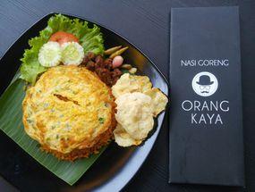 Foto Nasi Goreng Orang Kaya