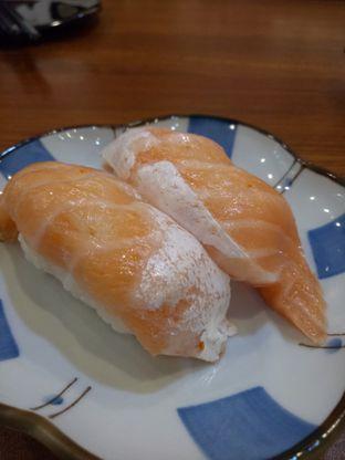 Foto 5 - Makanan di Sushi Man oleh @duorakuss