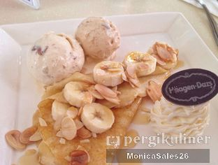Foto 3 - Makanan di Haagen - Dazs oleh Monica Sales