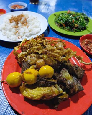 Foto - Makanan di Nasi Uduk Kota Intan (Aweng) oleh reza ramadan