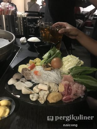Foto 2 - Makanan di PSY Steamboat Yakiniku oleh Icong