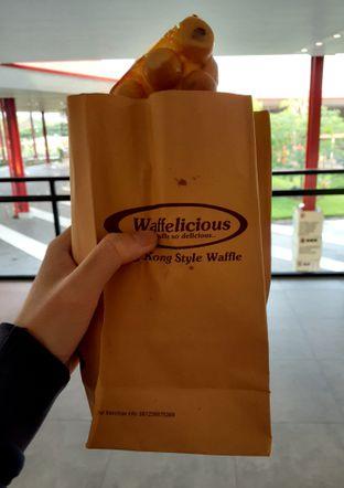 Foto 2 - Makanan di Waffelicious oleh MWenadiBase