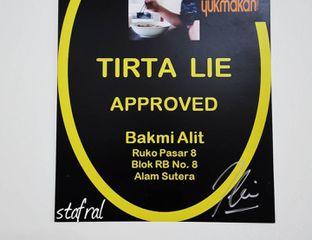 Foto review Bakmi Alit oleh Stanzazone  5