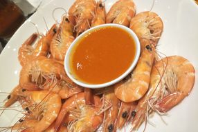 Foto Live Seafood Cabe Ijo