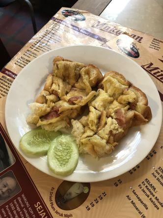 Foto Makanan di Warung Kopi Purnama