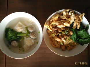 Foto 2 - Makanan di Bakmi 53 oleh Bang Ibrahim
