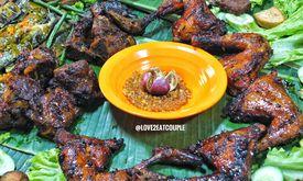 Ayam Bakar Boemboe Legenda