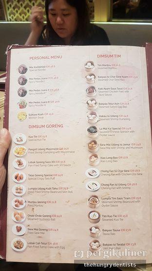 Foto 4 - Menu(menu dimsum) di Yie Thou oleh Rineth Audry Piter Laper Terus