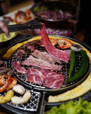 Foto 1 - Makanan di Magal Korean BBQ oleh @Sibungbung