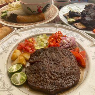 Foto 2 - Makanan di Soto Betawi Nyonya Afung oleh Levina JV (IG : @levina_eat & @levinajv)