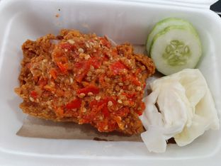 Foto review Ayam Gepuk Pak Gembus oleh catgoesmiawyaw  2