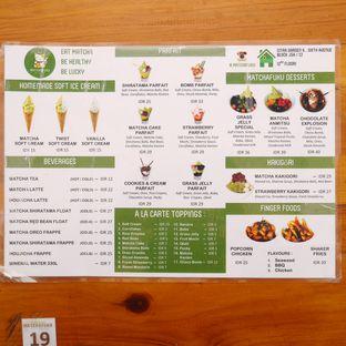 Foto review Matchafuku Japanese Dessert oleh Cyn Bo 4