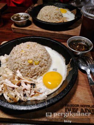 Foto 2 - Makanan di Nasgor Hotplate Duk Aduk oleh Inay