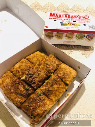 Foto 1 - Makanan(Martabak Telor Ayam (add on Jamur)) di Martabak Pecenongan 65A oleh Sienna Paramitha