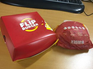 Foto 2 - Makanan di Flip Burger oleh Yohanacandra (@kulinerkapandiet)