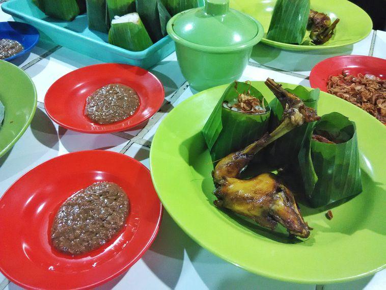 Image result for nasi uduk kebon kacang puas hati