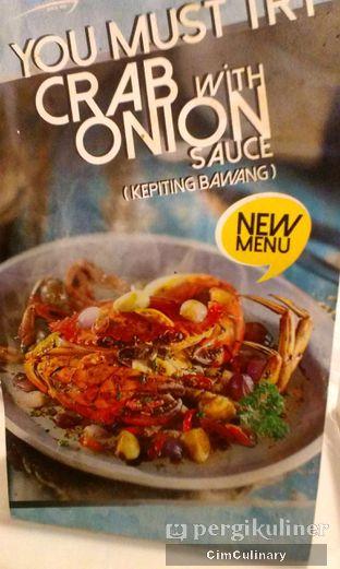 Foto 2 - Menu di Layar Seafood oleh MR Hakim