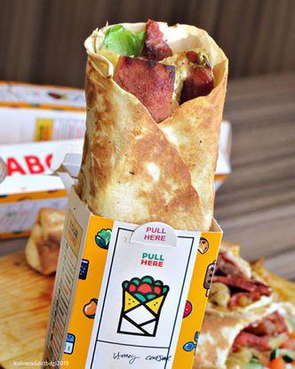 Foto Makanan di Kabobs